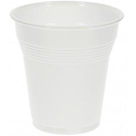 Gobelet à café Blanc de 160ml (100 Unités)