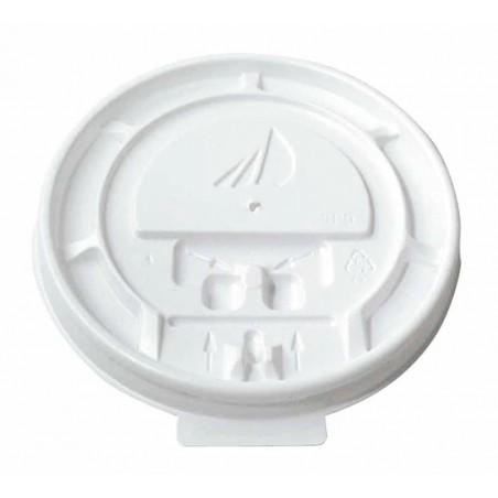 Couvercle Gobelet Carton 7oz/210 ml Ø7,3cm (2000 Unités)