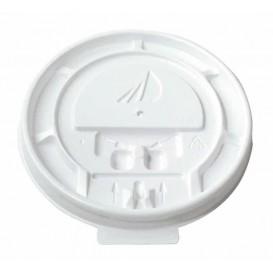 Couvercle Gobelet Carton 7oz/210 ml Ø7,3cm (100 Unités)