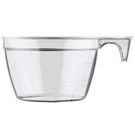 Tasse Plastique Cup Transparent 90ml (50 Unités)