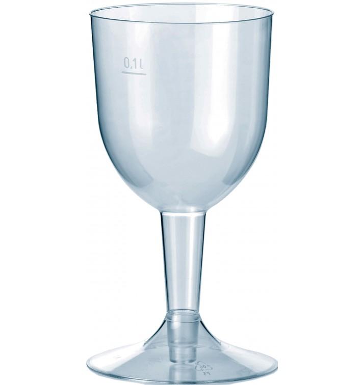 Coupe Jetable Plastique Eau ou Vin 140ml (500 Unités)