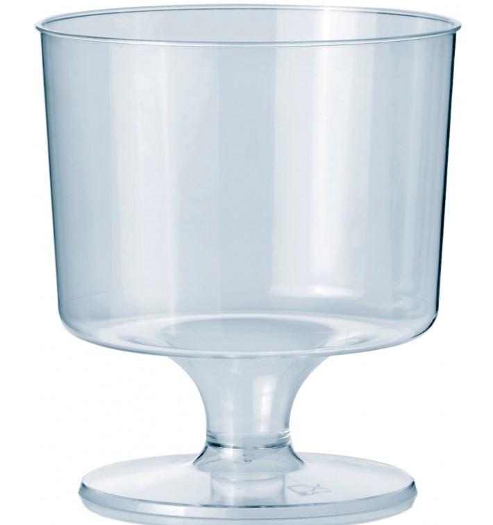 Verre à Pied en Plastique 170ml (540 Unités)
