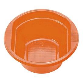 Bol Plastique Orange 250ml (660 unités)