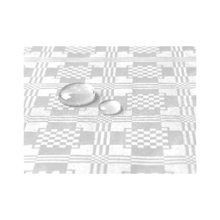 Nappe Imperméable en rouleau BLANC 5x1,2 mètres (10 Utés)