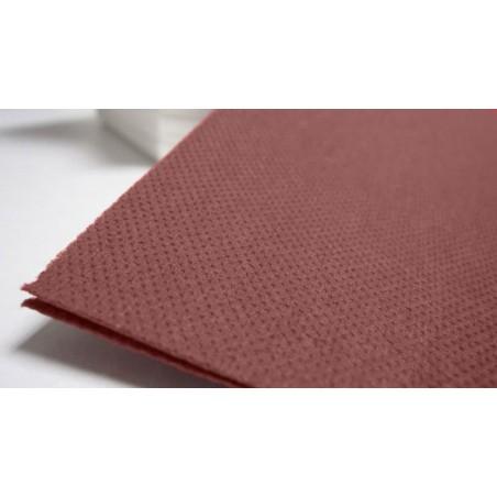 Servilleta de papel 40x40 Marron (paquete 50 Undidades)