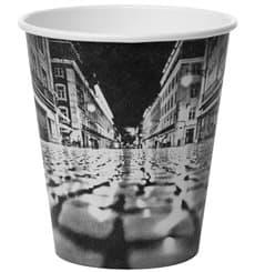 Gobelet Carton 6oz/180ml Parisien Ø7,9cm (50 Utés)
