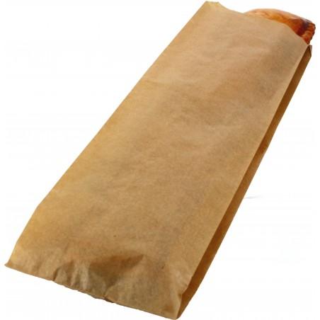Sac Papier Kraft 9+5x32cm (1000 Unités)
