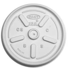 Couvercle Plastique pour Gobelet Isotherme Ø8,9cm (100 Utés)