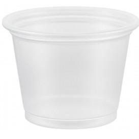Pot en Platique PP à Sauce 30ml Ø48mm (2500 Unités)