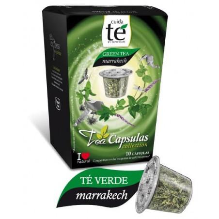 Té Verde Marrakech (10 unidades)