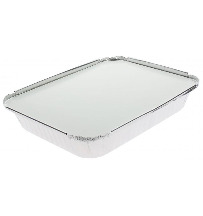 Couvercle Carton Barquette Aluminium 1180ml (100 Unités)