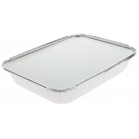 Couvercle Carton Barquette Aluminium 1180ml (600 Unités)