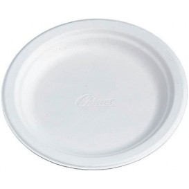 Assiette en Carton Chinet 240mm (100 Unités)