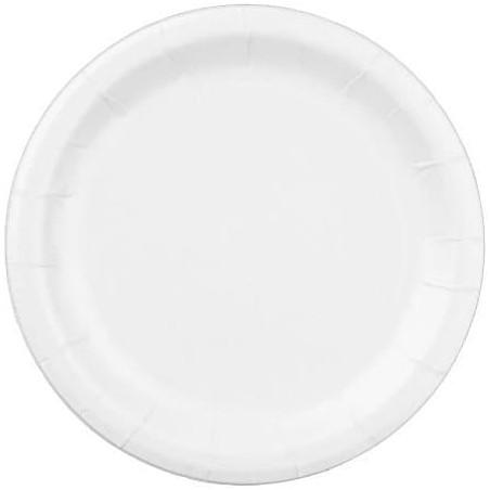 Assiette en papier 22 cm (400 Unités)