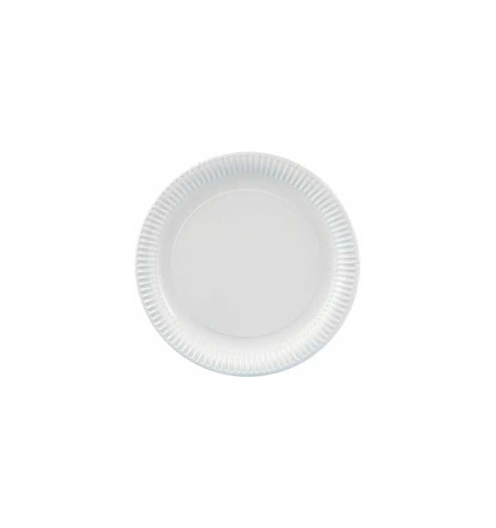 Assiette ronde en Carton 270mm (100 Unités)