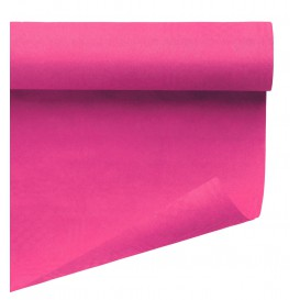 Nappe en Papier en Rouleau Fuchsia 1,2x7m (1 Uté)