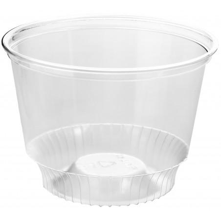Coupe dessert plastique PET 8oz/240ml  (1.000 Utés)