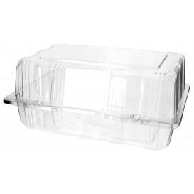 Boîte à charnière Pour Pâtisserie PET 22x14,5x10cm (220Utés)