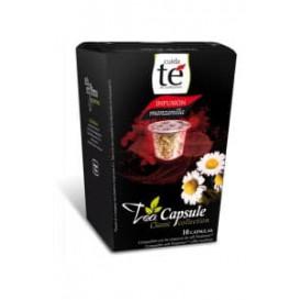 Capsules Nespresso* Compatible Infusion Camomille (10 Unités)