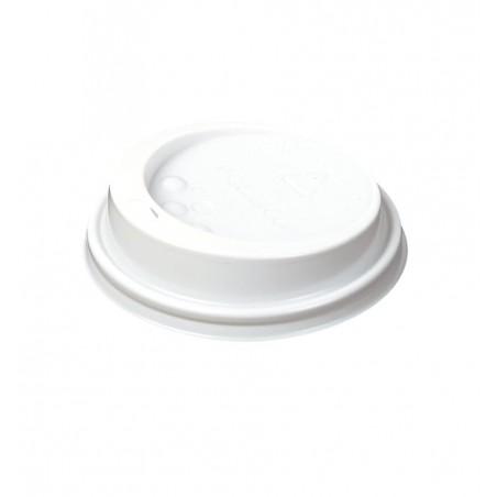 Couvercle Perforé pour gobelet Carton 4oz/120ml (1.000 Unités.)