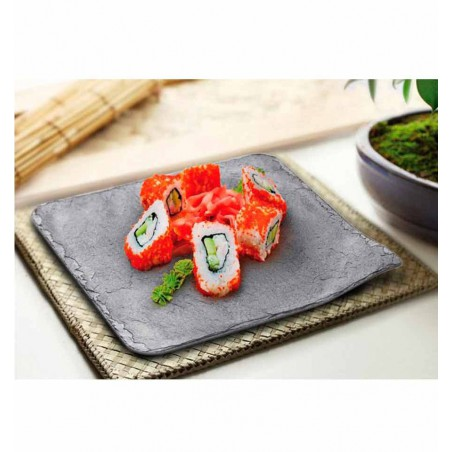 Assiette Creuse pour Dégust. Transp 7.5 X 7.5cm (576 Utés)
