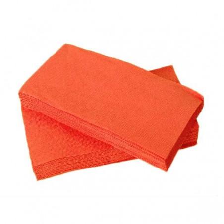 Serviette en papier UNIE 40X40 Blanche (Paquet 50Utés)