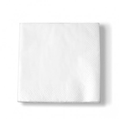 Serviette en Papier 30x30 2 épaisseur (4.800 Unités)