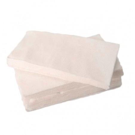 Serviette en papier 1/8 40X40 Blanc (1.200 Unités)