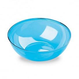 Bol Plastique Turquoise 400ml Ø 14 cm (4 Unités)