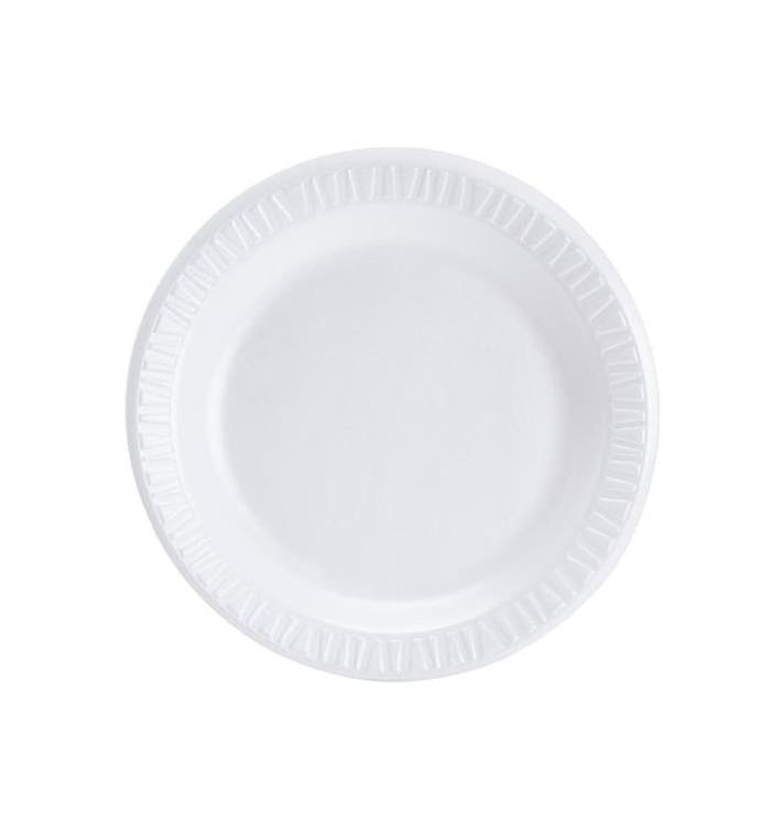 "Assiette plate en FOAM ""Concorde"" 230mm (500 Utés)"