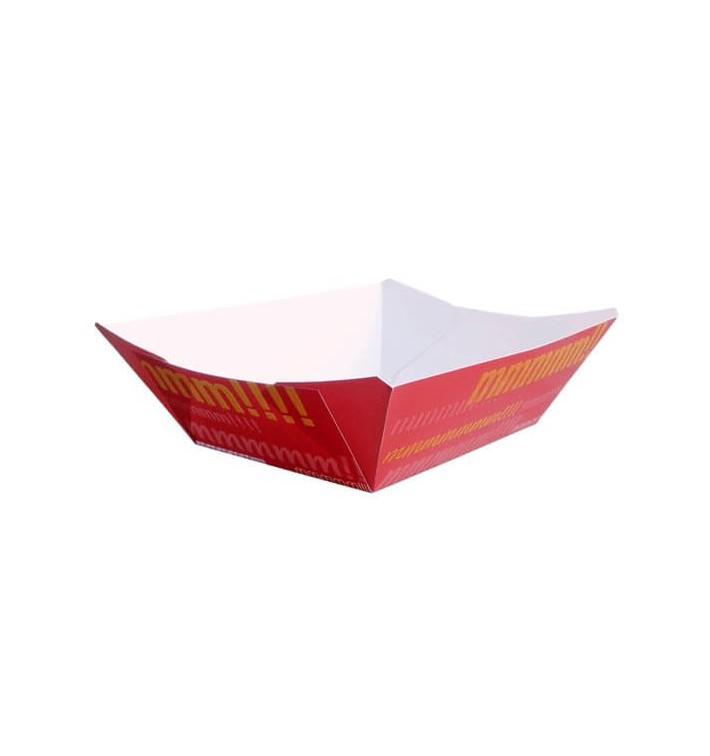 Barquette Carton 300ml 11,0x7,0x3,5cm (25 Unités)