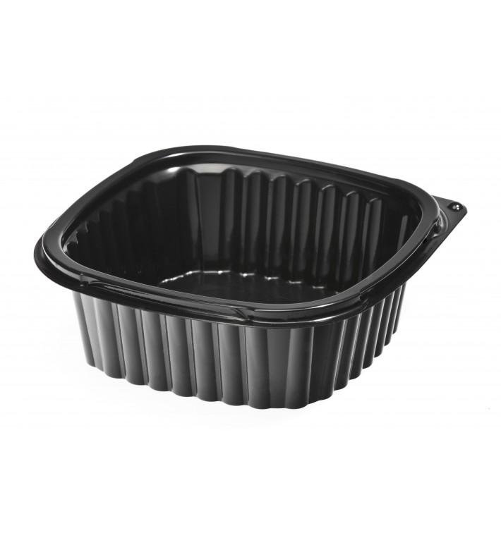 Barquette Plastique Noire PP 500ml (900 Utés)
