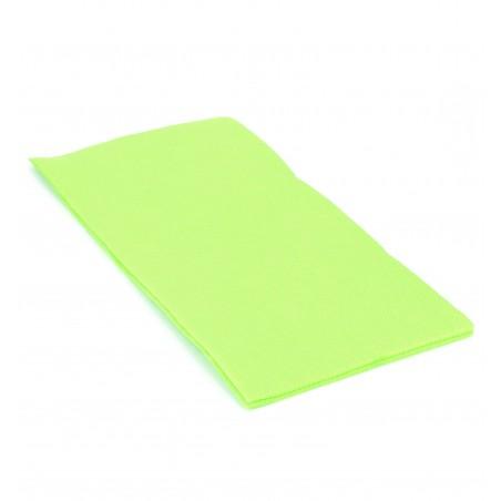 Serviette en papier 1/8 40X40 PISTACHE (50 Unités)