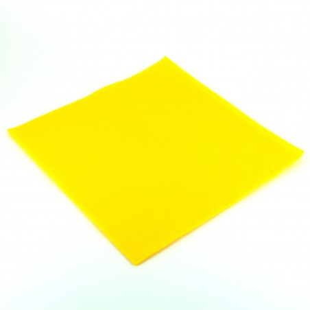 Serviette en papier UNIE 40X40 Jaune (1.200 Unités)
