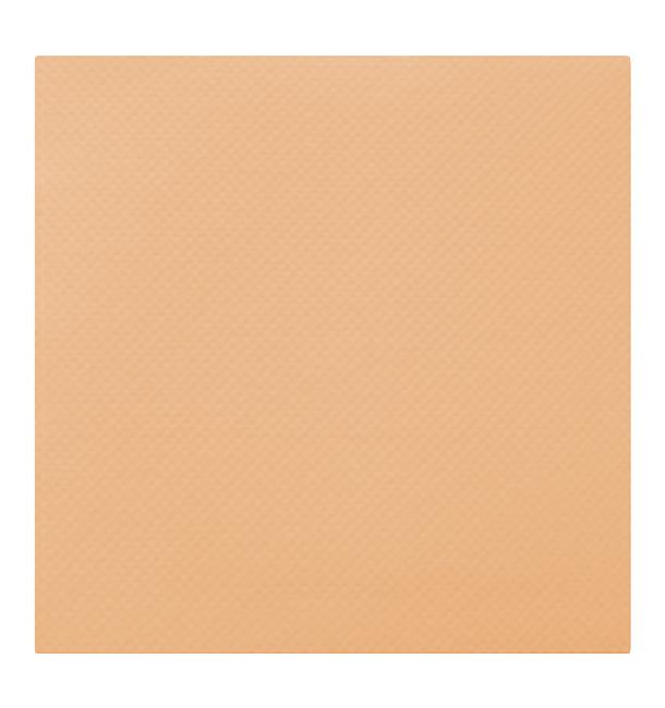 Serviette en papier UNIE 40X40 Saumon (50 Unités)