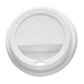 Tapa agujero para Vaso 10 Oz / 300 ml  (Paquete 100 unidades)