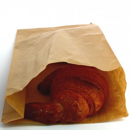 Sac Papier Kraft 22+12x36cm (1000 Unités)