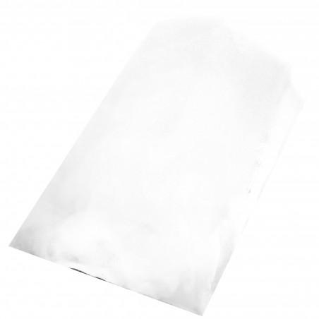 Sac Papier Blanc 14+7x24cm (1000 Unités)