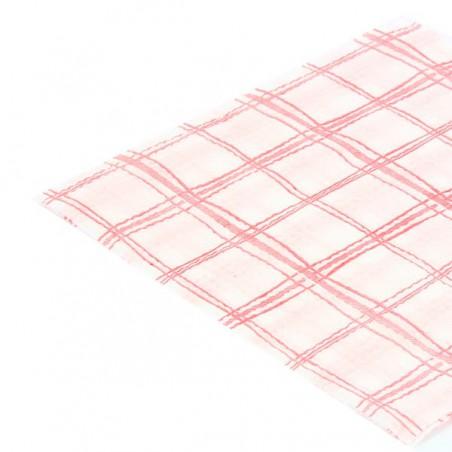 Serviette en Papier 33x33 1 epaisseur ( 80 Unités)