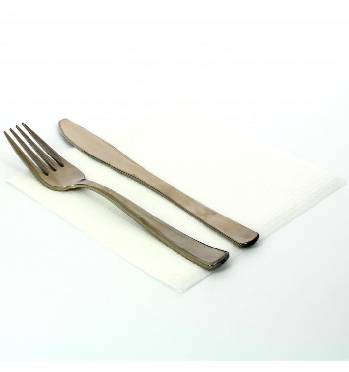 Serviette en Papier 33x33cm 1 épaisseur (4.800 Unités)