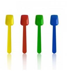 Petite cuillère à glace Plastique 90mm (1.000 Unités)