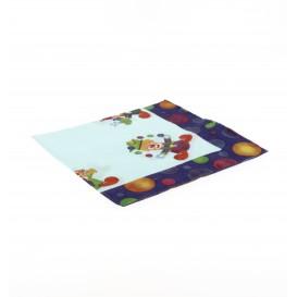 Papieren servet Clown Design 33x33cm (500 eenheden)