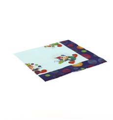 Serviette papier 33x33 Clown (500 Unités)