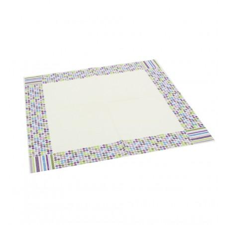 Serviette papier 33x33 Décorée (500 Unités)