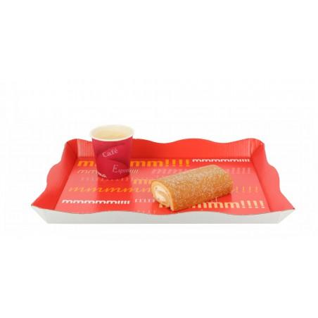 Plateau repas Fast food (10 Utés)