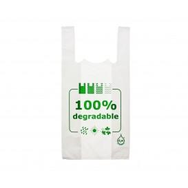 Sac à Bretelles 100% Dégradable 30x40cm (3000 Unités)