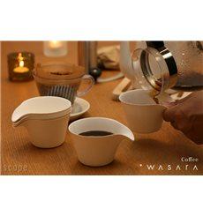 Gobelet Coffee Cup Wasara Biodégradable 150 ml (50 Unités)