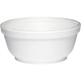Schuim Container wit 10Oz/300 ml Ø11cm (50 stuks)