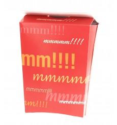 Papieren Container voor frietenGesloten (450 eenheden)