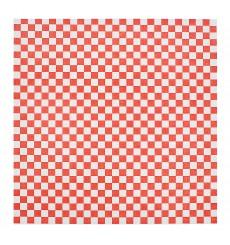 Papier Ingraissable Rouge 31x31cm (1000 Utés)